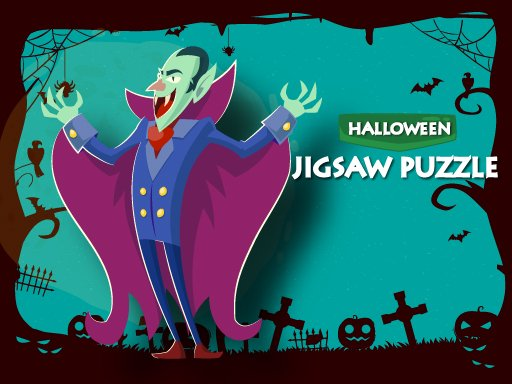 Play Halloween Jigsaw Puzzle Game
