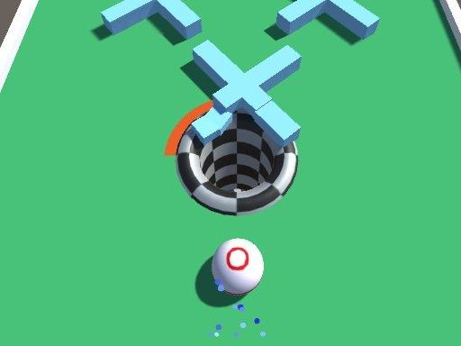 Play Gap Ball 3D Game
