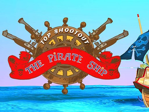 Play Top Shootout: The Pirate Ship Game