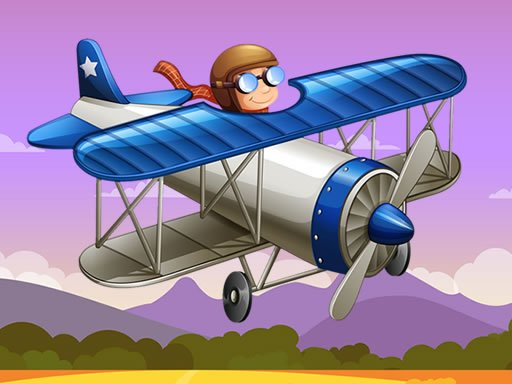 Play Fun Airplanes Jigsaw Game