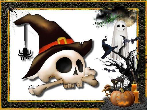 Play Halloween Puzzle Challenge Game
