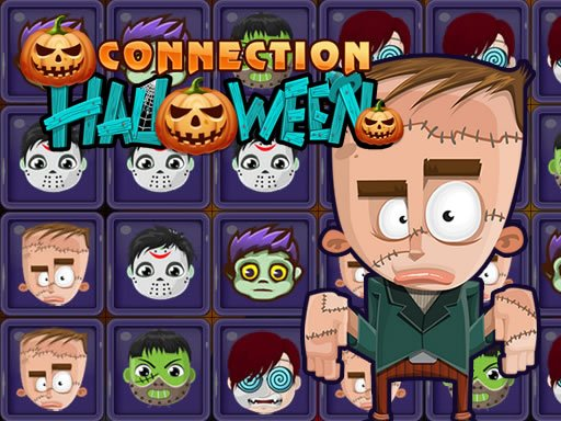 Play Halloween Connection Game