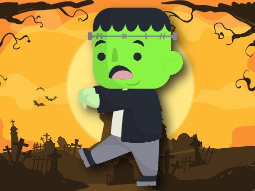 Play Halloween Memory Game
