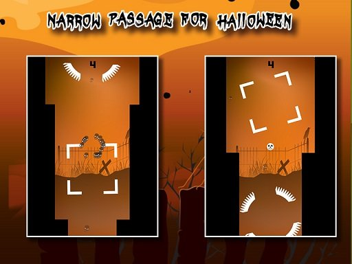 Play Narrow Passage For Halloween Game
