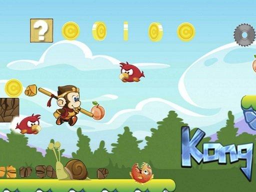 Play Kong Hero Game