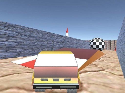 Play Rally Car 3D Game