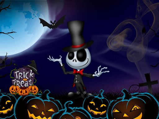Play Scary Halloween Differences Game
