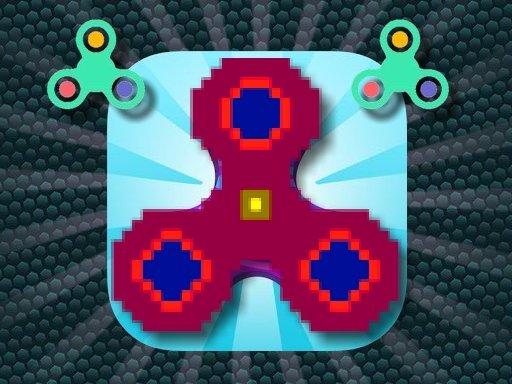 Play Fidget Spinner.io Game