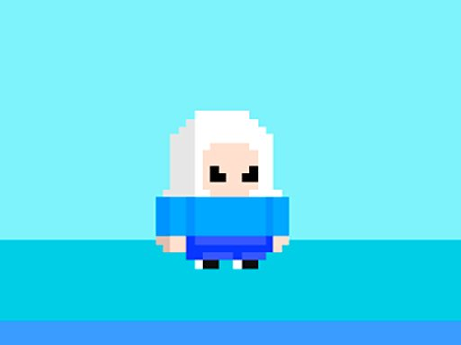 Play Adventure Time : Fall Guys Game