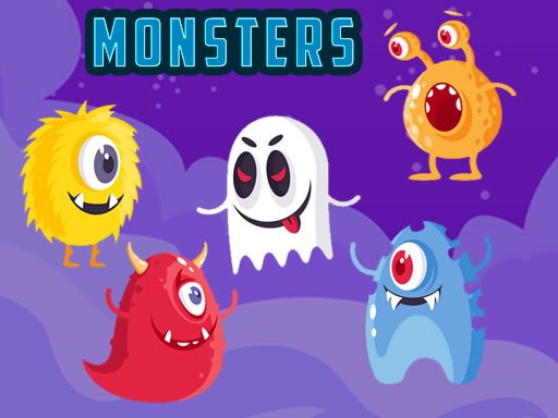 Play Electrical Monsters Match 3 Game