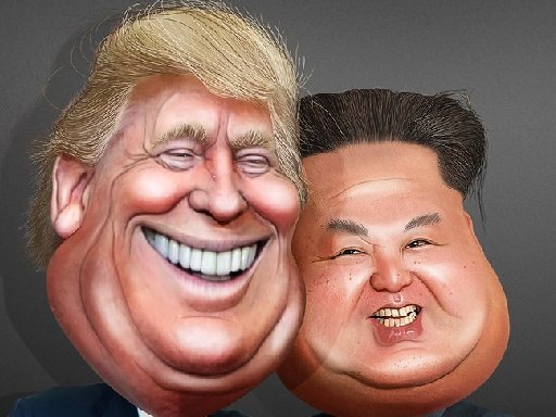 Play Trump Ragdoll Game
