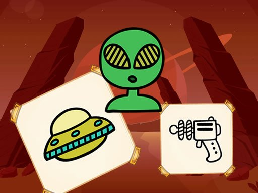 Play Mission to Mars Coloring Game