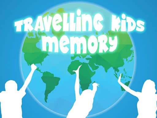 Play Travelling Kids Memory Game