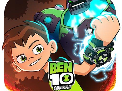 Play Ben10 Omnirush Game