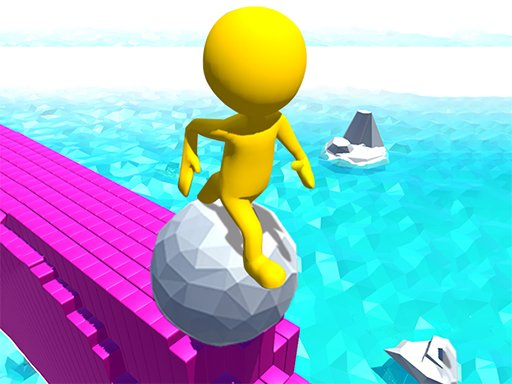 Play Roll Run 3D Game
