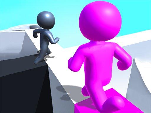 Play Paint Run 3D Game