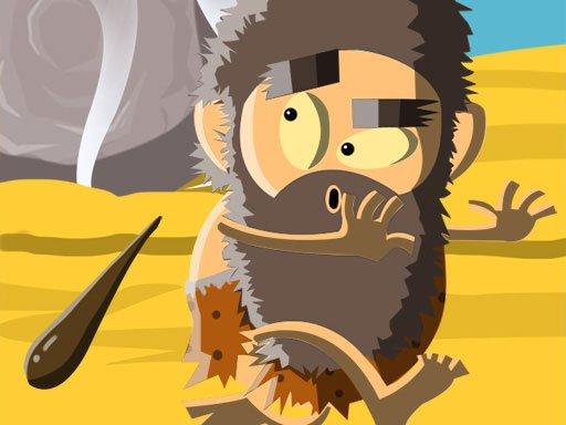 Play Caveman Adventures Game