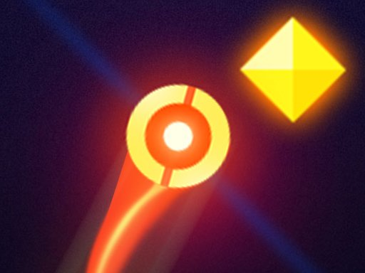 Play Super Neon Ball Game