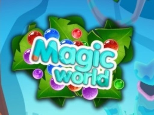 Play Magic World Game