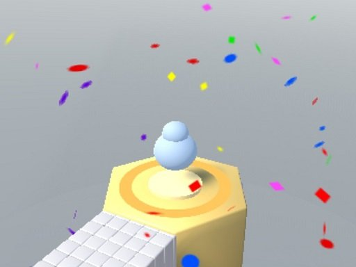 Play Balls Rotate 3D Game