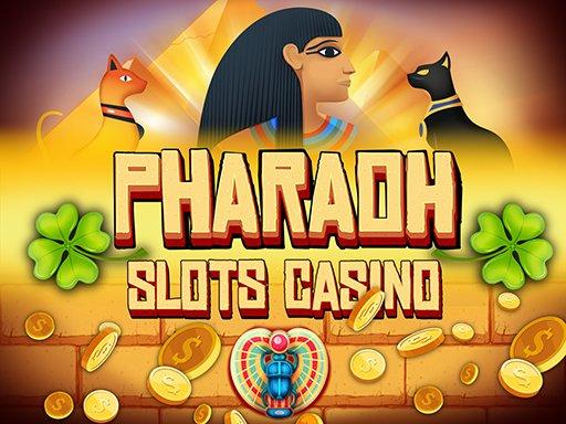 Play Pharaoh Slots Casino Game