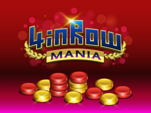 Play 4 in Row Mania Game