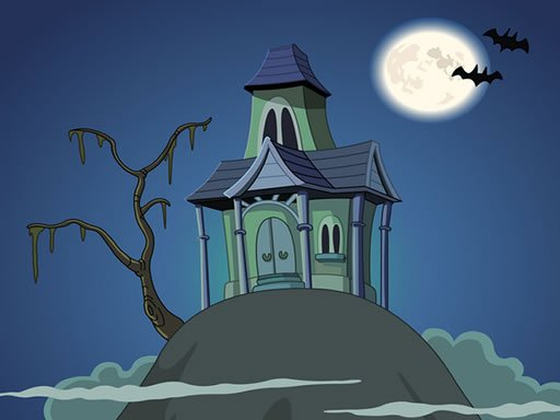 Play Haunted House Hidden Ghost Game