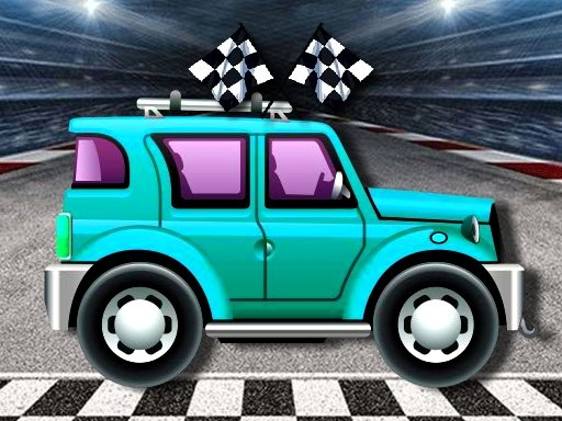 Play Toy Car Race Game