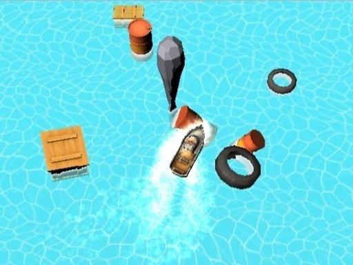 Play Water Boat Fun Racing Game