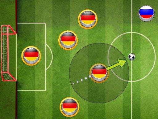 Play Finger Soccer HD Game
