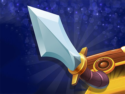 Play Merge & Hit  Knives Game
