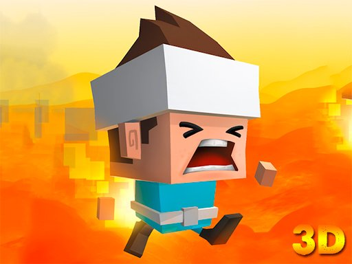 Play The Floor is Lava 3D Game