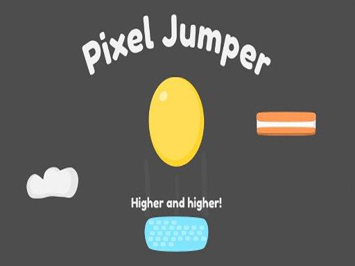 Play Pixel Jumper Game