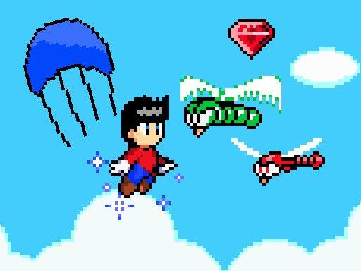 Play Super Flight Hero Game