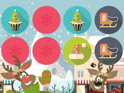 Play Memory Christmas Challenge Game