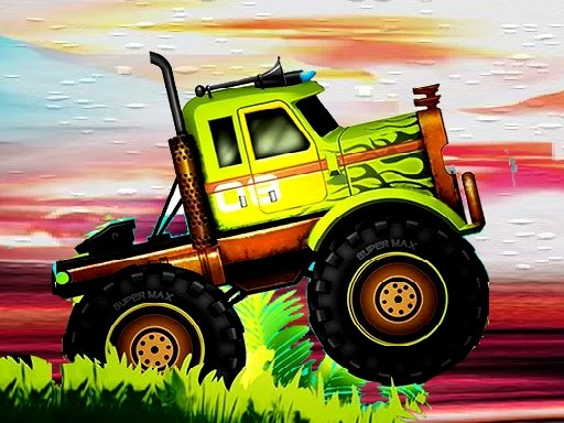 Play Crazy Monster Trucks Difference Game