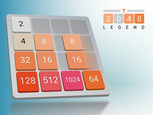 Play 2048 Legend Game