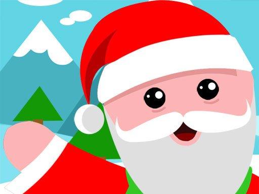 Play Santa Ski Game