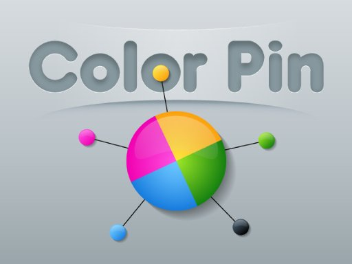 Play Color Pin Game
