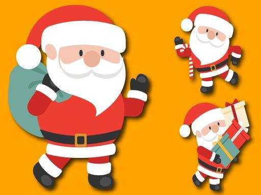 Play Santa Claus Jump Game