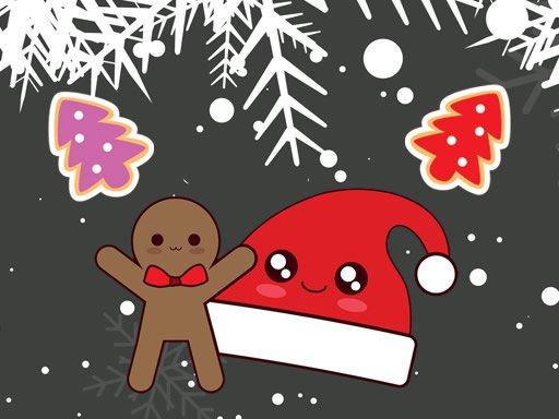 Play Christmas Cookies Match 3 Game
