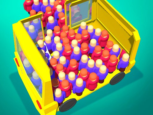 Play Overloaded Bus Game