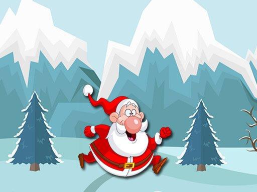 Play Santa Running Game