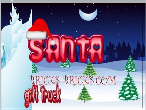 Play Santa Gift Delivery Truck Game