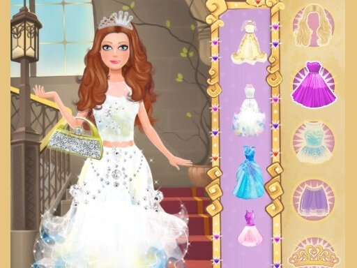 Play Witch to Princess Makeover Game