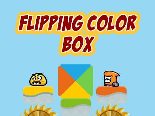 Play Flipping Color Box Game