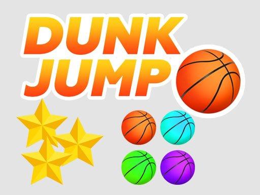 Play Dunk Jump Game