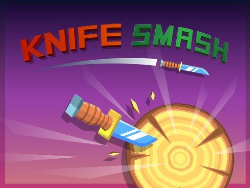 Play Knife Smash Game