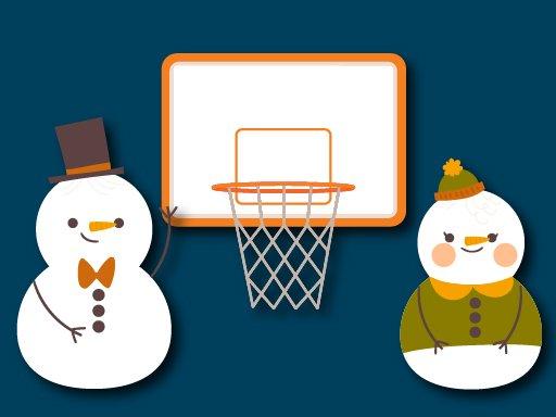 Play Flick Snowball Xmas Game