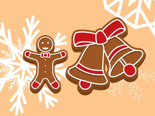 Play Gingerbread Man Coloring Game